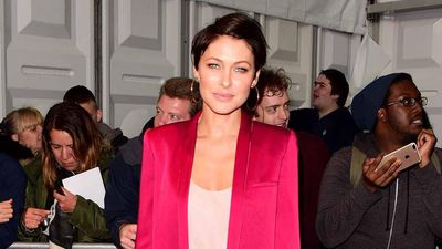 Emma Willis emotional after Big Brother axe