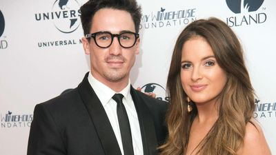 Binky Felstead and Joshua 'JP' Patterson split