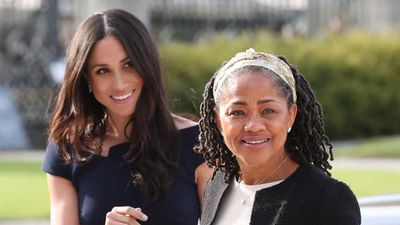 Duchess Meghan's mum 'very happy' with daughter's baby news