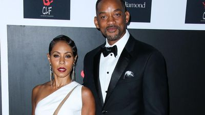 Will Smith recalls when wife Jada 'cried 45 days straight'