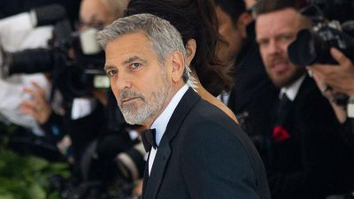 George Clooney and Natalie Dormer's Coffee Quest