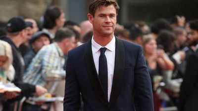 Chris Hemsworth admits parenting is hard