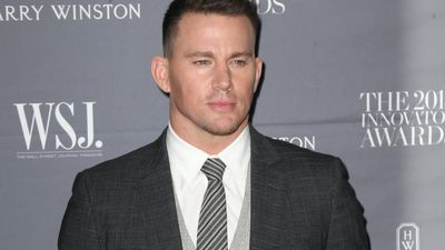 Channing Tatum gushes over Jessie J's London show