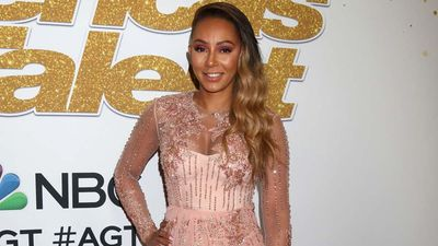 Mel B needed dad's death to get divorced