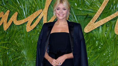 Holly Willoughby 'overwhelmed' with I'm A Celeb