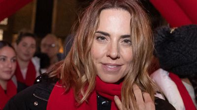 Mel C goes on Sleep Walk to help the homeless