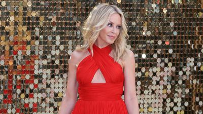 Kylie Minogue confirmed for Glastonbury legend slot