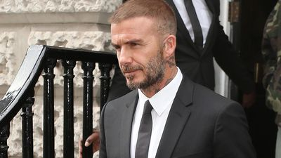David Beckham 'in talks over space travel'