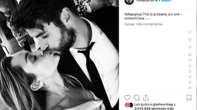 Miley Cyrus and Liam Hemsworth's perfect wedding