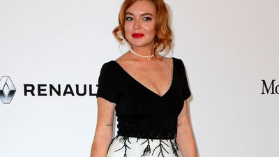 Lindsay Lohan doesn't find partying fun any more