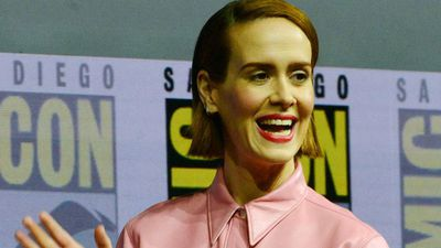Sarah Paulson reveals what it was like working with Samuel L Jackson