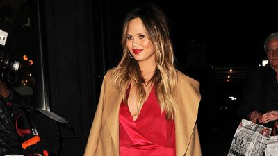 Chrissy Teigen: Luna helped boost my confidence