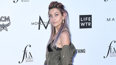 Paris Jackson insists she's 'happy and healthy'