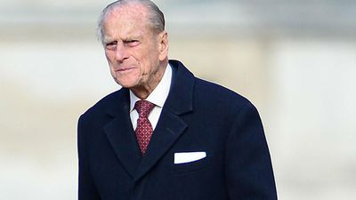 Prince Philip breathalysed!