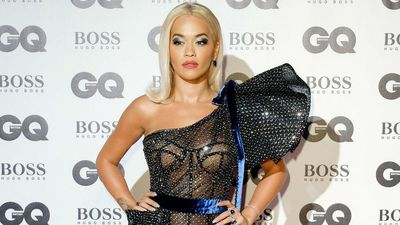 Rita Ora dodges Andrew Garfield romance question