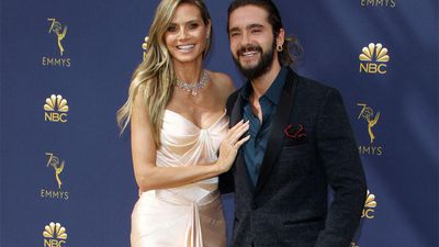 Heidi Klum's fiance designed engagement ring himself