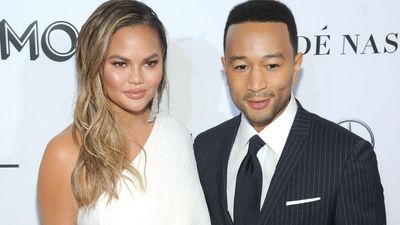 Chrissy Teigen and John Legend had a major row at Kimye wedding