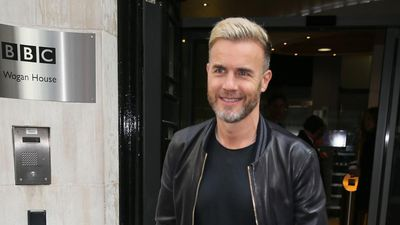 Gary Barlow cooks up a storm