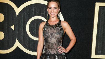 Emilia Clarke says Last Christmas casting was 'wonderful'