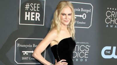 Nicole Kidman has 'found peace'