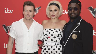 EXCLUSIVE- Pixie Lott and Danny Jones reveal toughest part of judging 'The Voice: Kids'