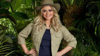 Emily Atack says the I'm A Celeb banter is 'Constant'