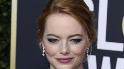 Emma Stone's charity Spice Girl routine