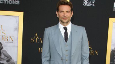 Bradley Cooper had to 'Zen out' during Lady Gaga duet