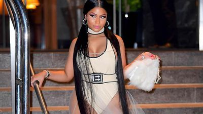 Nicki Minaj: Tyga is the hottest rapper in the world right now