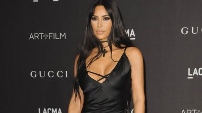 Kim Kardashian West reveals key to wrinkle-free skin is refusing to smile