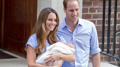 Prince William discusses 'fear' of fatherhood