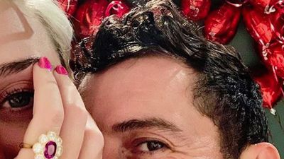 Katy Perry and Orlando Bloom are engaged!