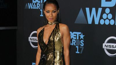 Jada Pinkett Smith promotes self love