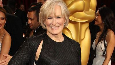Glenn Close 'trying to stay calm' ahead of Oscars