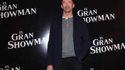 Hugh Jackman never thought he perform at the BRIT Awards.