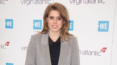 Princess Beatrice offers to be Chrissy Teigen's goddaughter