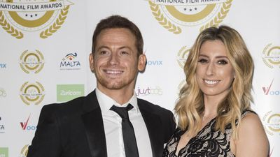 Stacey Solomon and Joe Swash expecting first child