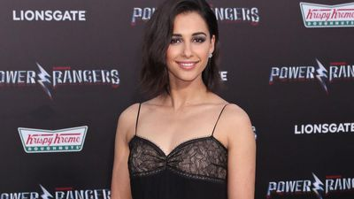 Naomi Scott demanded Princess Jasmine was 'strong' in Aladdin