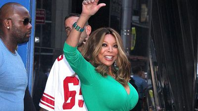 Wendy Williams sets up substance abuse hotline