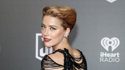 Amber Heard wants to inspire others