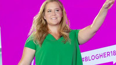 Amy Schumer wanted to lose stigma of autism