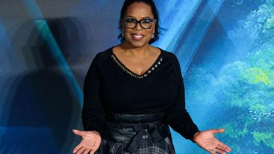 Oprah Winfrey told she was 'the wrong colour' early in her TV career
