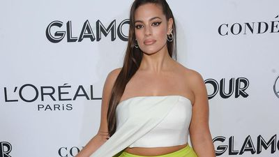 Ashley Graham uses 'affirmations'