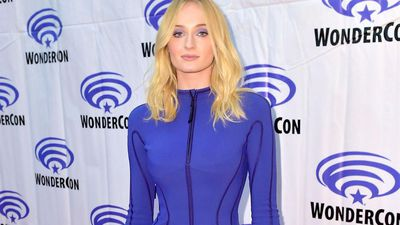 Sophie Turner wants to be a cop