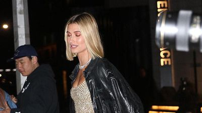 Hailey Bieber insists wealth doesn't mean happiness