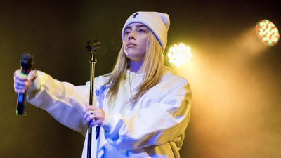 Billie Eilish gets Glastonbury stage upgrade
