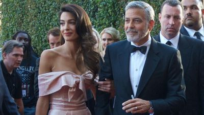 George Clooney plans return to Ireland after Easter family trip