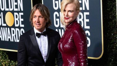 Nicole Kidman likes being Keith Urban's 'tour wife'