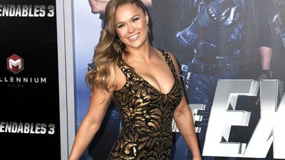 Ronda Rousey considering retiring from wrestling when she becomes a mom