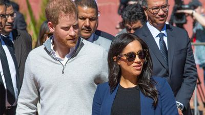 Prince Harry and Duchess Meghan want California home